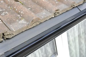 Aluminium Gutter Leaf Guard